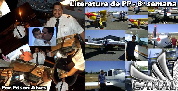 Literatura de Piloto Privado – 8ª semana