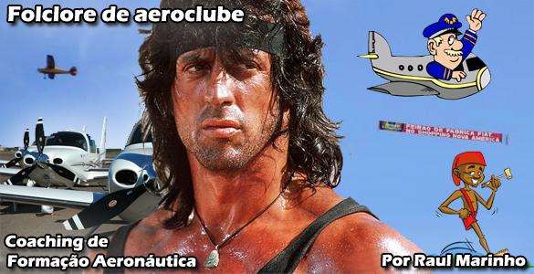 Folclore de aeroclube