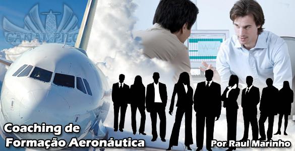 Coaching de Formação Aeronáutica