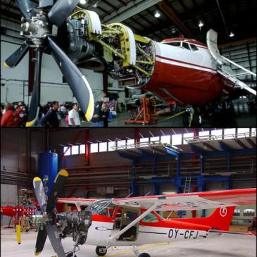 O novo conceito da aviação