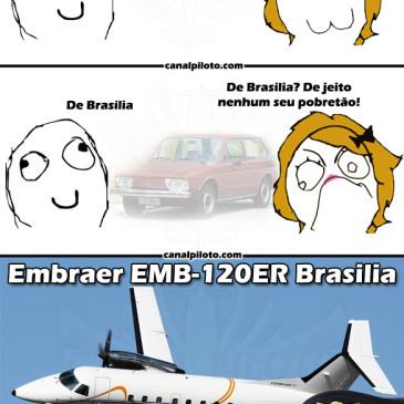 Vamos dar uma volta de Brasília?