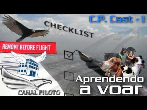 CP Cast 1 – Aprendendo a voar