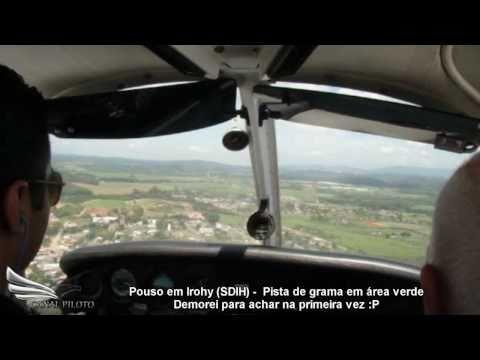 Canal Piloto 24 – Voando com os amigos: Irohy