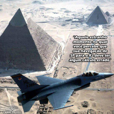 Cálculos de navegação aérea