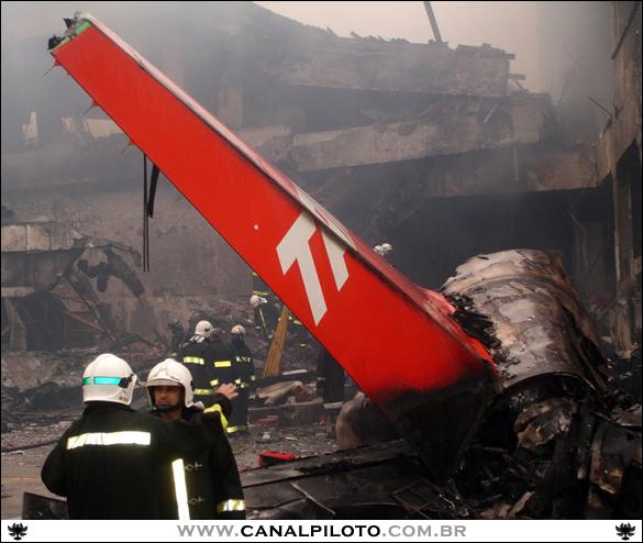 Acidente TAM 2007 Canal Piloto Aviação e Trânsito