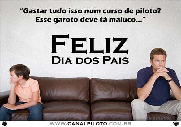 Feliz Dia Dos Pais Canal Piloto