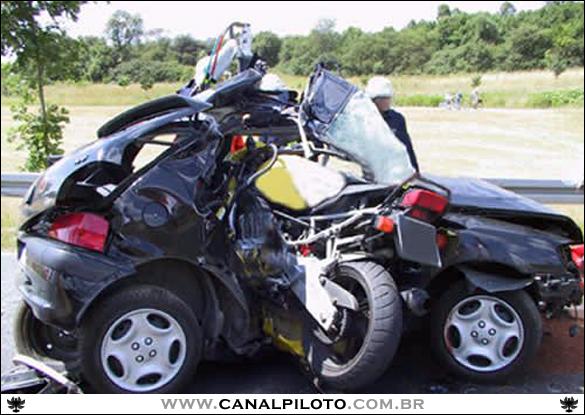 Fast Bike Acidente Canal Piloto Aviação e Trânsito
