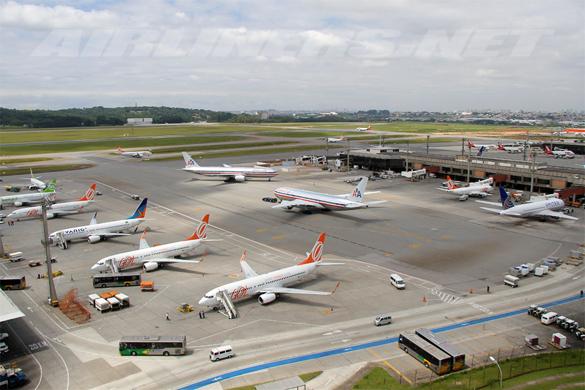 Aeroporto Guarulhos : Aeroporto de guarulhos ganhará mais vagas em