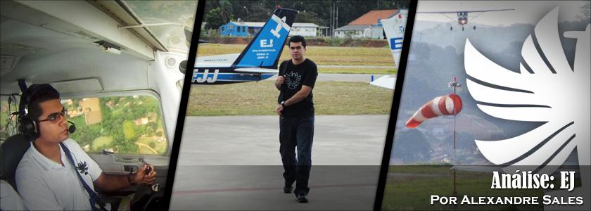 Análise – EJ: Escola de Aviação Civil