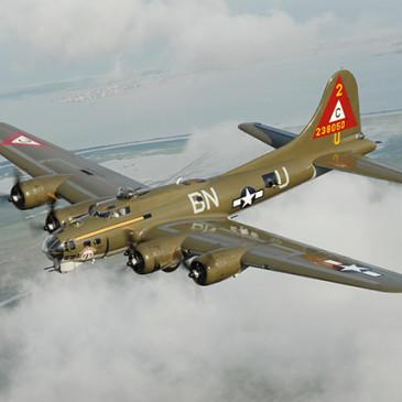 Filme: B-17 A Fortaleza (2012)
