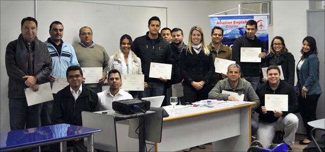 Prep Course for ICAO Exam – Eu estava lá