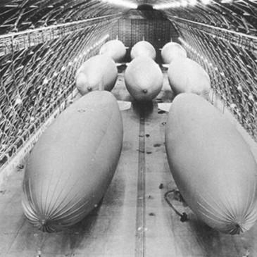 Estruturas Fenomenais: Hangar B