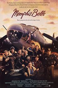 Filme: Memphis Belle: A Fortaleza Voadora (1990)