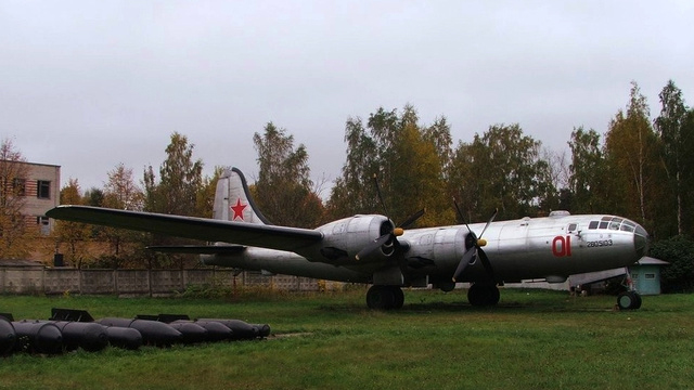 O primo soviético do B-29