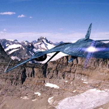 """SR-71 Blackbird – O avião que """"sangrava"""""""