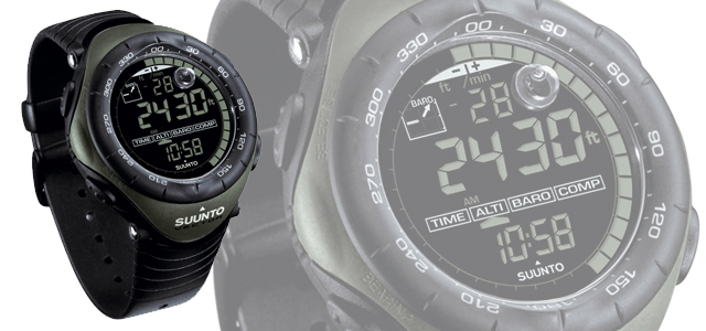 Review – Suunto Vector Military Foliage