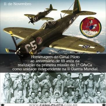 Homenagem Canal Piloto ao 1º GAvCa