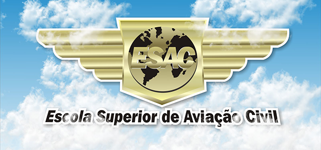 logo esac ESAC   Escola Superior de Aviação Civil