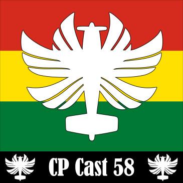 CP Cast 58 – Formação Aeronáutica na Bolívia