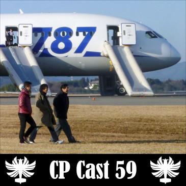 CP Cast 59 – Especialização em Segurança de Aviação