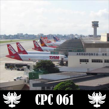 CP Cast 61 – Ingressando na Linha Aérea