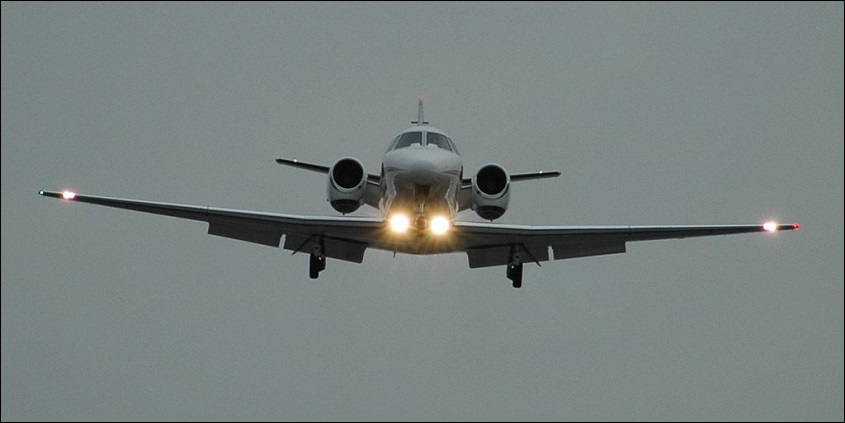 Cessna_Citation_Landing_Canal_Piloto