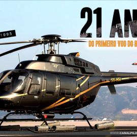 Bell 407 – Apenas um garoto!