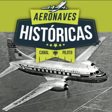Aeronaves Históricas: Convair 240