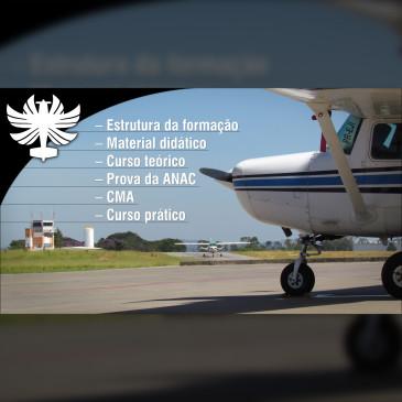 Os 6 passos da formação aeronáutica | Canal Piloto