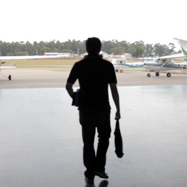 5 dificuldades das primeiras aulas de voo