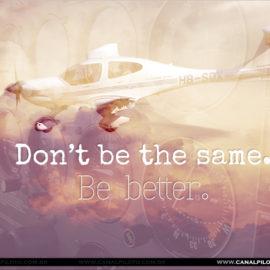 Seja melhor!