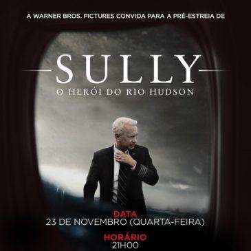 """Pré-estréia: """"Sully, o Herói do Rio Hudson"""""""