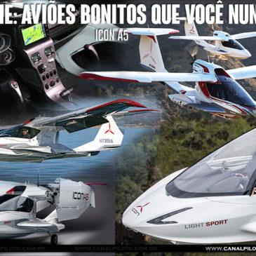 Da série: Aeronaves bonitas que você talvez nunca tenha visto II