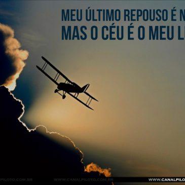 O céu é meu lar!