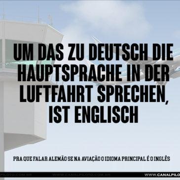 Alemão!?