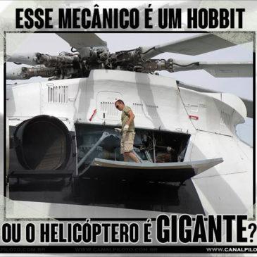 Helicóptero Hobbit