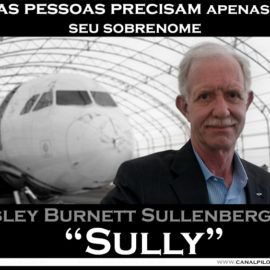 """Nomes da Aviação – """"Sully"""""""