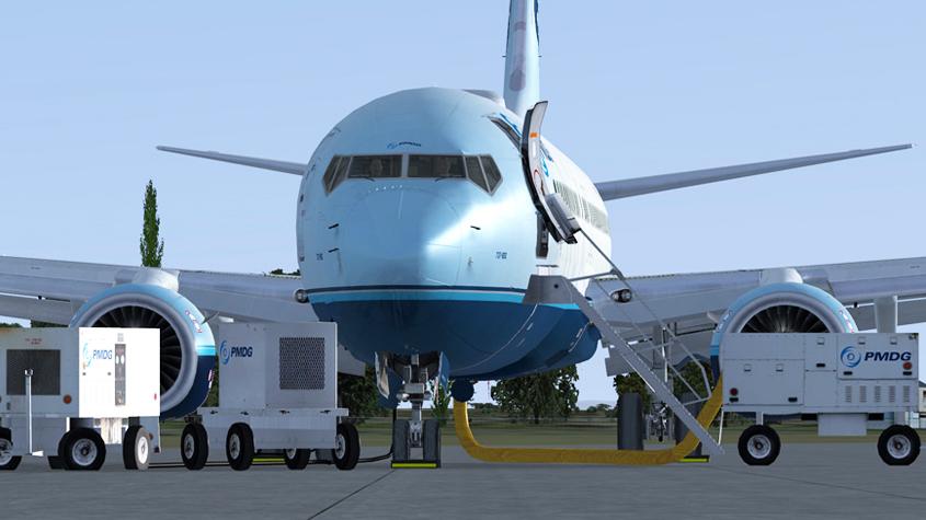 Top 5 desenvolvedores de aeronaves para simuladores de voo canal 1 pmdg precision manuals development group fandeluxe Image collections