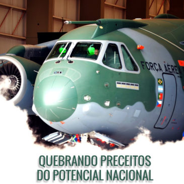 KC-390: Quebrando preceitos do potencial nacional