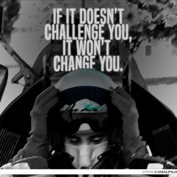 Sem desafio não vale…