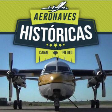 Aeronaves Históricas: Fokker F27