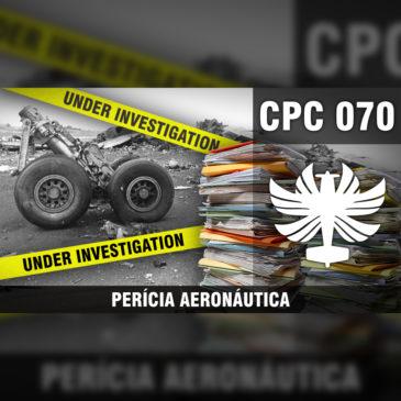 CP Cast 070 – Perícia Aeronáutica
