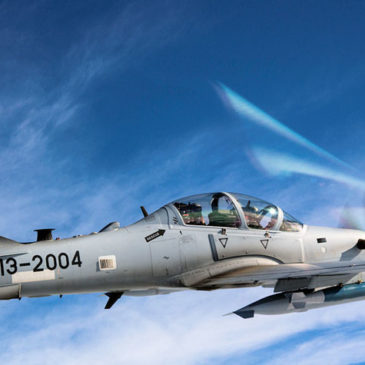Super Tucano: Finalmente na U.S. Air Force?