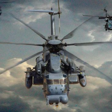 Afinal, como os helicópteros funcionam?