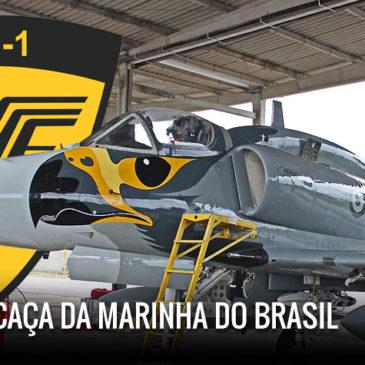 Como se tornar piloto de caça da Marinha do Brasil?