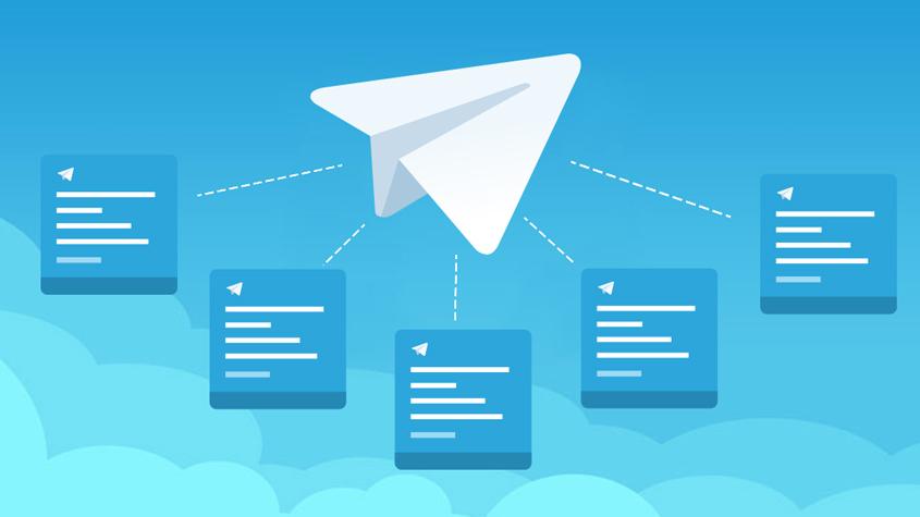 Nosso grupo oficial no Telegram - Canal Piloto